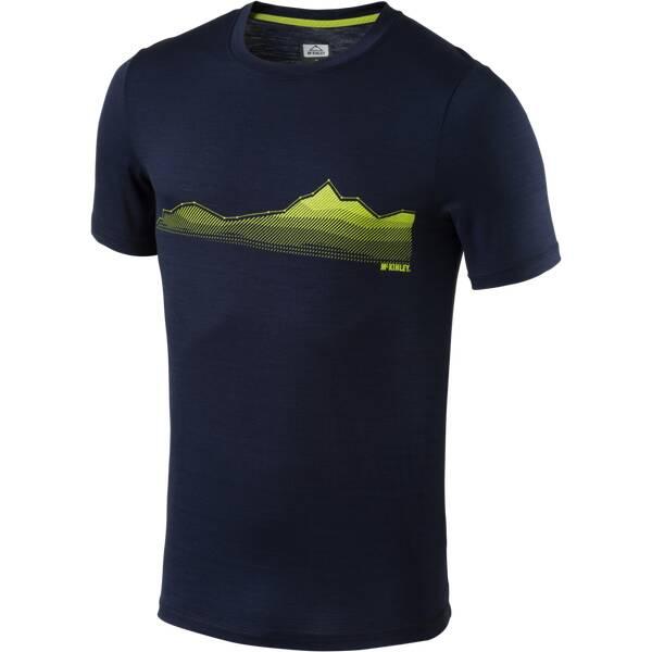 McKINLEY Herren T-Shirt Ada Schwarz