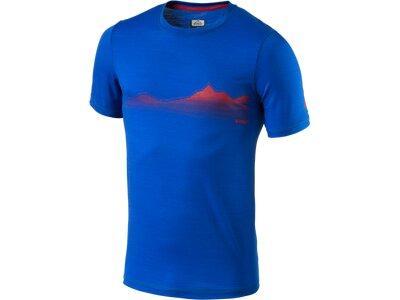 McKINLEY Herren T-Shirt Ada Blau