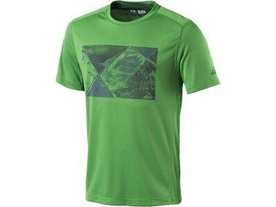 McKINLEY Herren Shirt Solano Grün