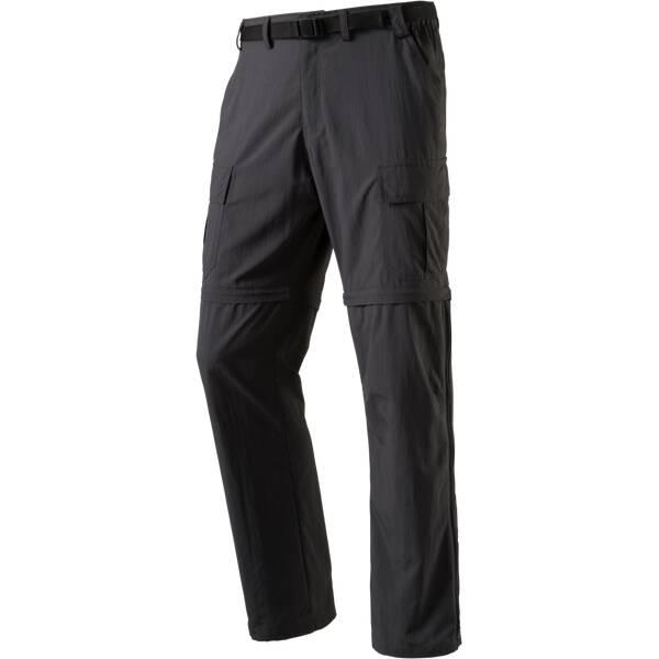 McKINLEY Herren Wanderhose / Zip-Off-Hose Amite II Kurzgröße   Bekleidung > Hosen > Outdoorhosen   Grau   McKINLEY