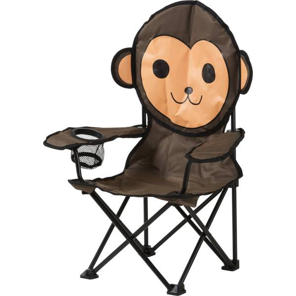 McKINLEY Campingteil Faltstuhl Kids Animal Head Chair