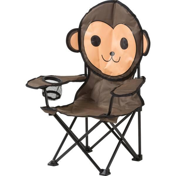 McKINLEY Campingteil Faltstuhl Kids Animal Head Chair