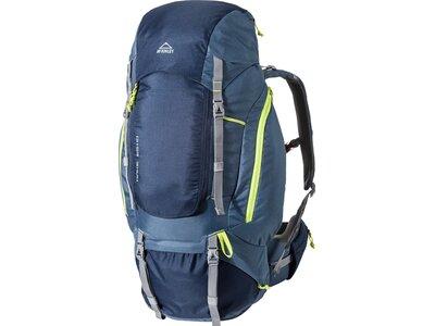 McKINLEY Trekkingrucksack Make 65 + 10 Blau