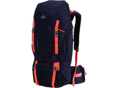 McKINLEY Damen Trekkingrucksack Make 50 + 10 Blau