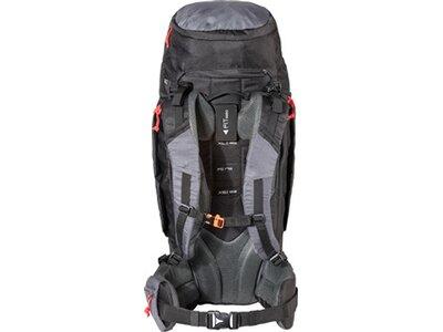 McKINLEY Trekkingrucksack Make 55 + 10 Grau