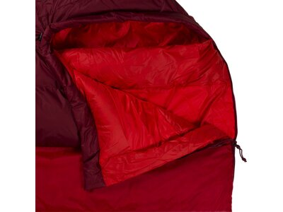 McKINLEY Schlafsack Mumienschlafsack Kodiak D -5 Rot