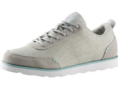 McKINLEY Damen Leinenschuhe Damen Sneaker Rinconda Ca Grau