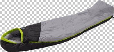McKINLEY Mumien Schlafsack Trekker 5 grau schwarz grün