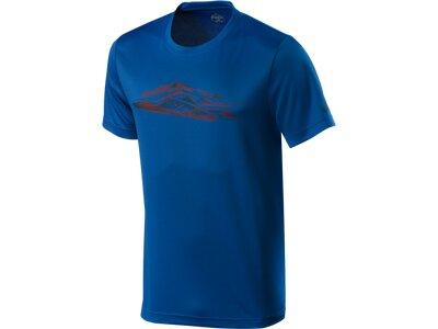 McKINLEY Herren Shirt Konae Blau