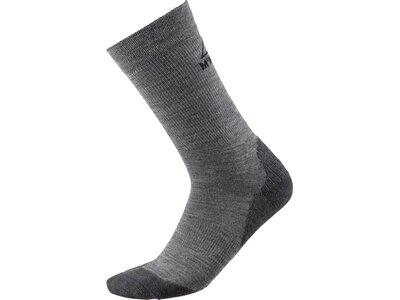 McKINLEY Herren Outdoor-Socken Finn Crew Grau