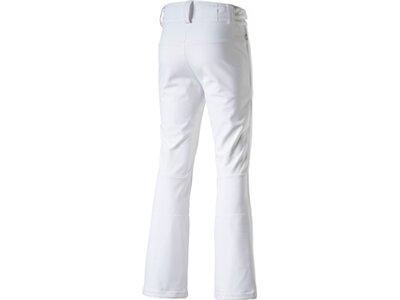 McKINLEY Damen Softshellhose Stacey II Weiß