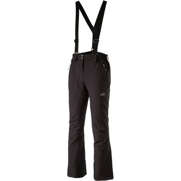 McKINLEY Damen Skihose Stella II Kurzgröße | Sportbekleidung > Sporthosen > Skihosen | Schwarz | mckinley