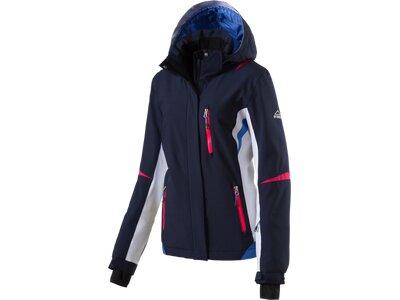McKINLEY Damen Skijacke Aurelie Blau