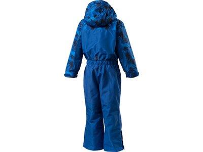 McKINLEY Kinder Skianzug Tiger Blau