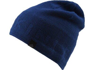 McKINLEY Herren Mütze Murrat Blau