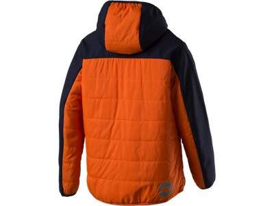 McKINLEY Kinder Jacke Shane Orange