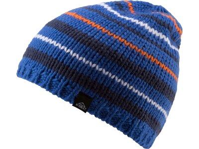 McKINLEY Kinder KK-Mütze Macko Blau