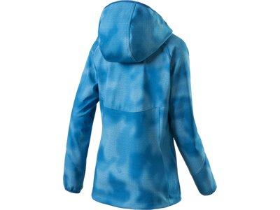 McKINLEY Damen Softshelljacke Nunam Blau