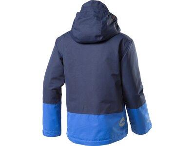 McKINLEY Kinder Doppeljacke Liam 3in1 Blau
