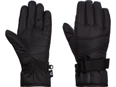 McKINLEY Kinder Handschuhe K-Handsch.Ronn II Schwarz