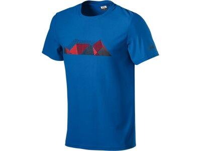 McKINLEY Herren Shirt Bertin Blau
