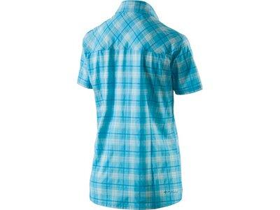 McKINLEY Damen Bluse D-Bluse Rickaby Blau