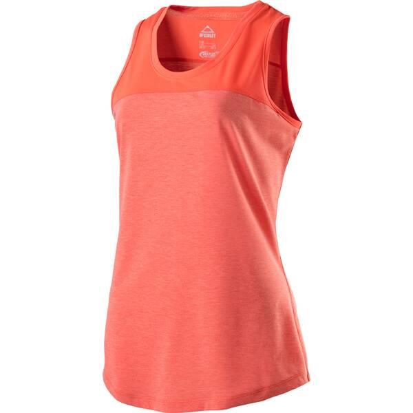 McKINLEY Damen Shirt D-Top Clay sls