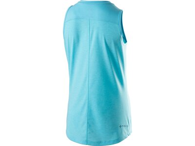 McKINLEY Damen Shirt D-Top Clay sls Blau