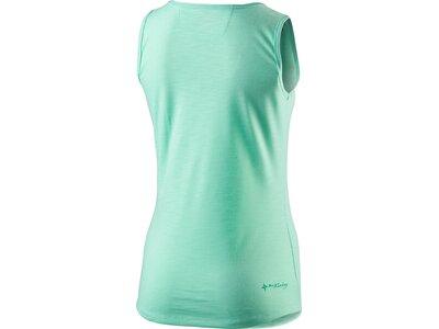 McKINLEY Damen Shirt D-Top Luina Grün