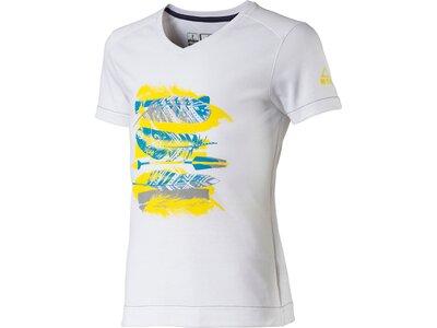 McKINLEY Kinder T-Shirt Zaba Weiß