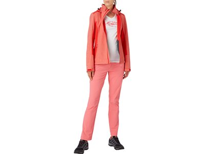 McKINLEY Damen Jacke Trundle Pink
