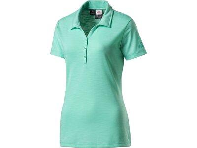 McKINLEY Damen Polo Chama Grün