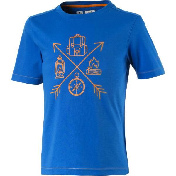 McKINLEY Kinder Shirt K-T-Shirt Zaba