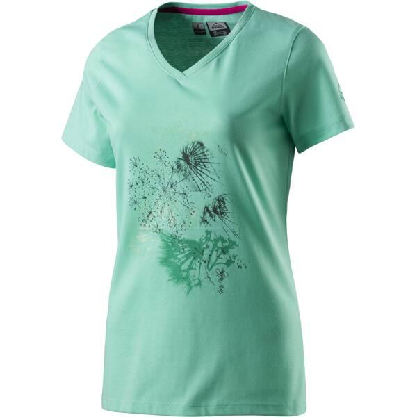 McKINLEY Damen Outdoor-Shirt Creina Kurzarm