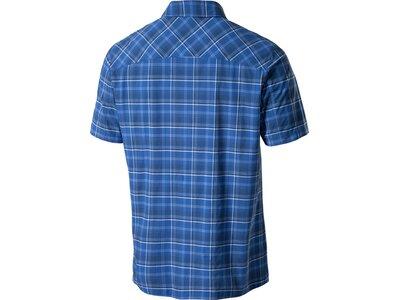 McKINLEY Herren Hemd H-Hemd Rickaby Blau