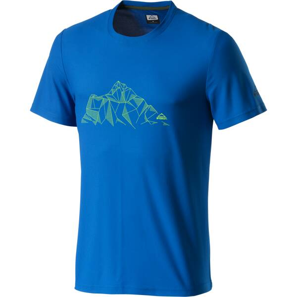 McKINLEY Herren Shirt H-T-Shirt Clay