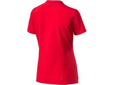 McKINLEY Damen Bluse D-Bluse Palmer II Rot