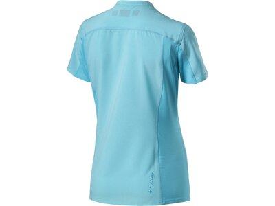 McKINLEY Damen Bluse D-Bluse Palmer II Blau