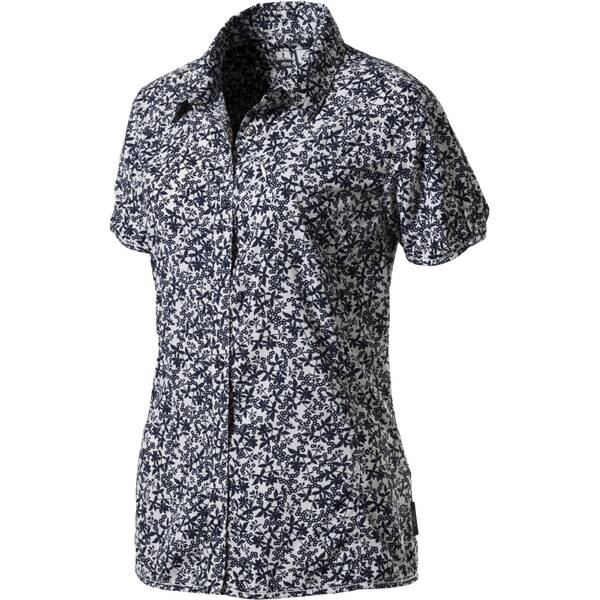 McKINLEY Damen Outdoor Bluse Moonta Kurzarm