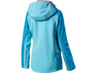 McKINLEY Damen Funktionsjacke D-Funkt-Jacke Plano II Blau