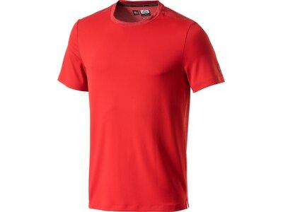 McKINLEY Herren Shirt H-T-Shirt Ponca II Rot