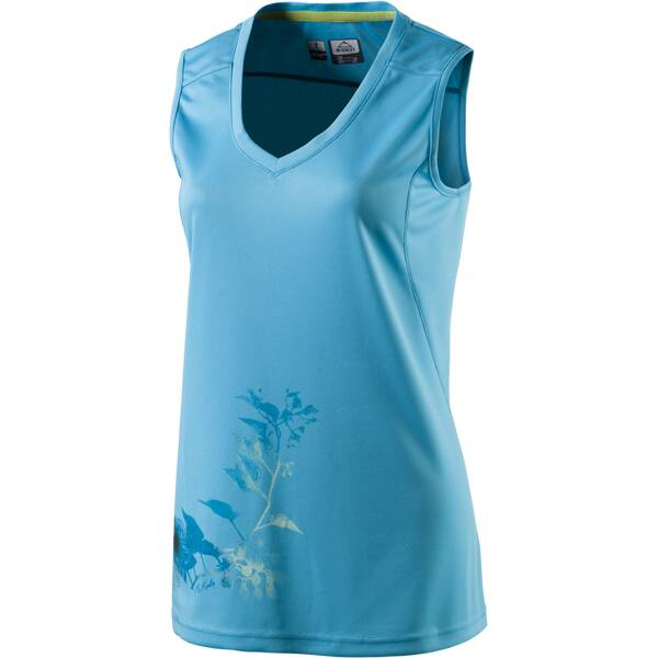 McKINLEY Damen Shirt D-Top Campania