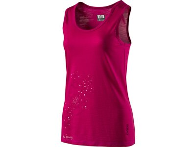 McKINLEY Damen Shirt D-Top Halawa Pink