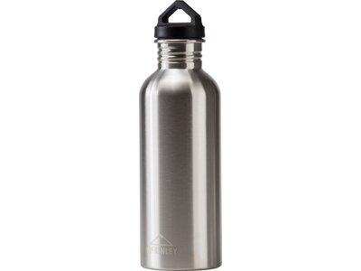 McKINLEY Trinkflasche EDELSTAHL 1.0 Silber