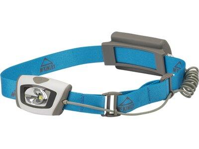 McKINLEY Stirnlampe Speed 100 Blau
