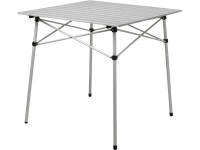 McKINLEY Unisex Campingteil Camp-Tisch Roll Top Silber