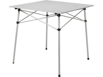 McKINLEY Camping-Tisch Roll Top Silber