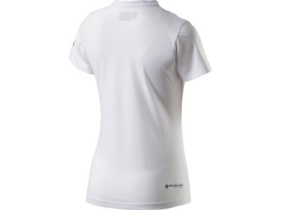 McKINLEY Damen T-Shirt Malena Weiß