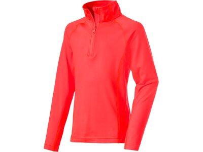 McKINLEY Kinder Rolli K-Shirt Rio Rot