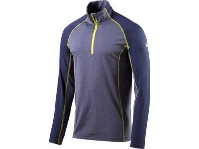 McKINLEY Herren Rolli H-Shirt Rio Blau